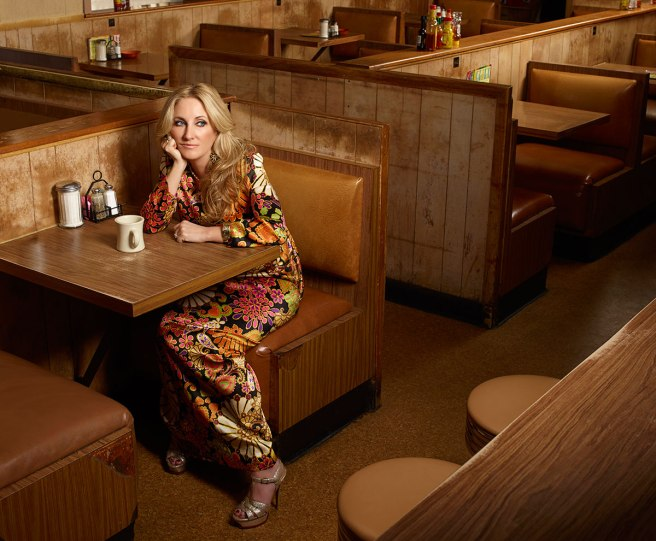 Country-music wonder Lee Ann Womack (PHOTOS: John Scarpati)